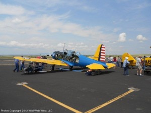 Idaho County Airport Events