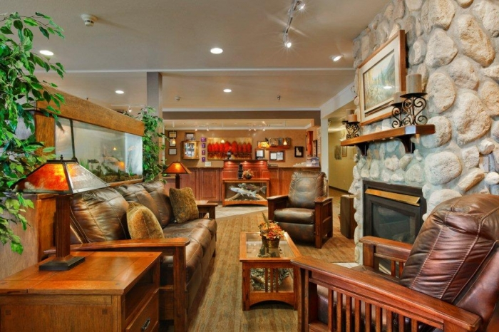 Super 8 Motel Grangeville ID Interiors