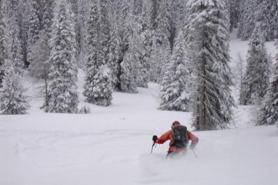 Downhill Skiing at Snowhaven