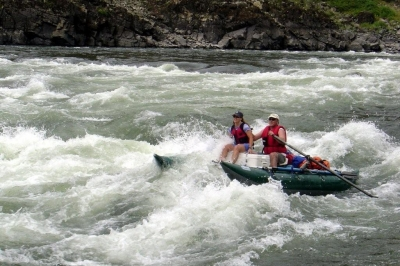 Whitewater Rafting - Lower Salmon River