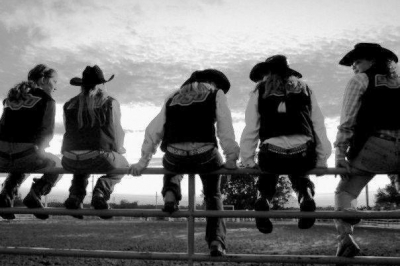 Cowboys and rodeo life