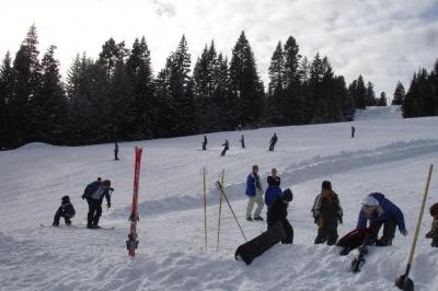 Snowhaven Ski Hill