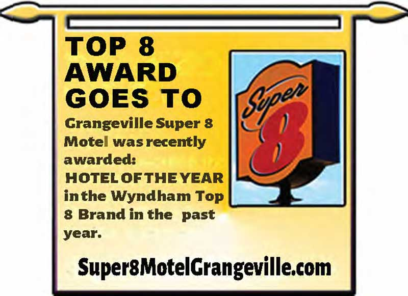Grangeville Idaho Lodging
